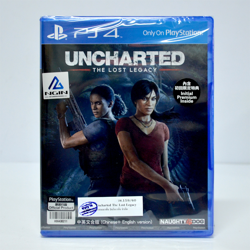 PS4™ Uncharted: The Lost Legacy Zone 3 Asia/ English