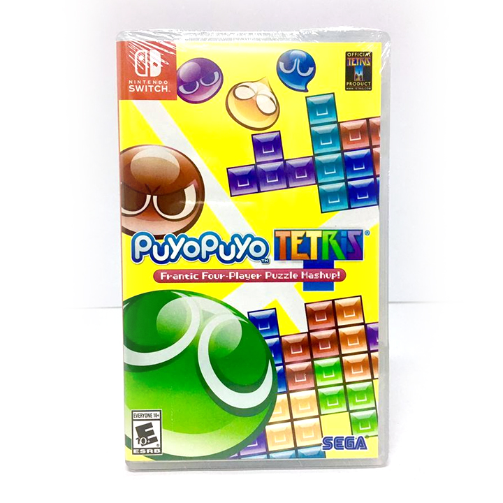 Nintendo Switch™ Puyo Puyo Tetris Zone US / English