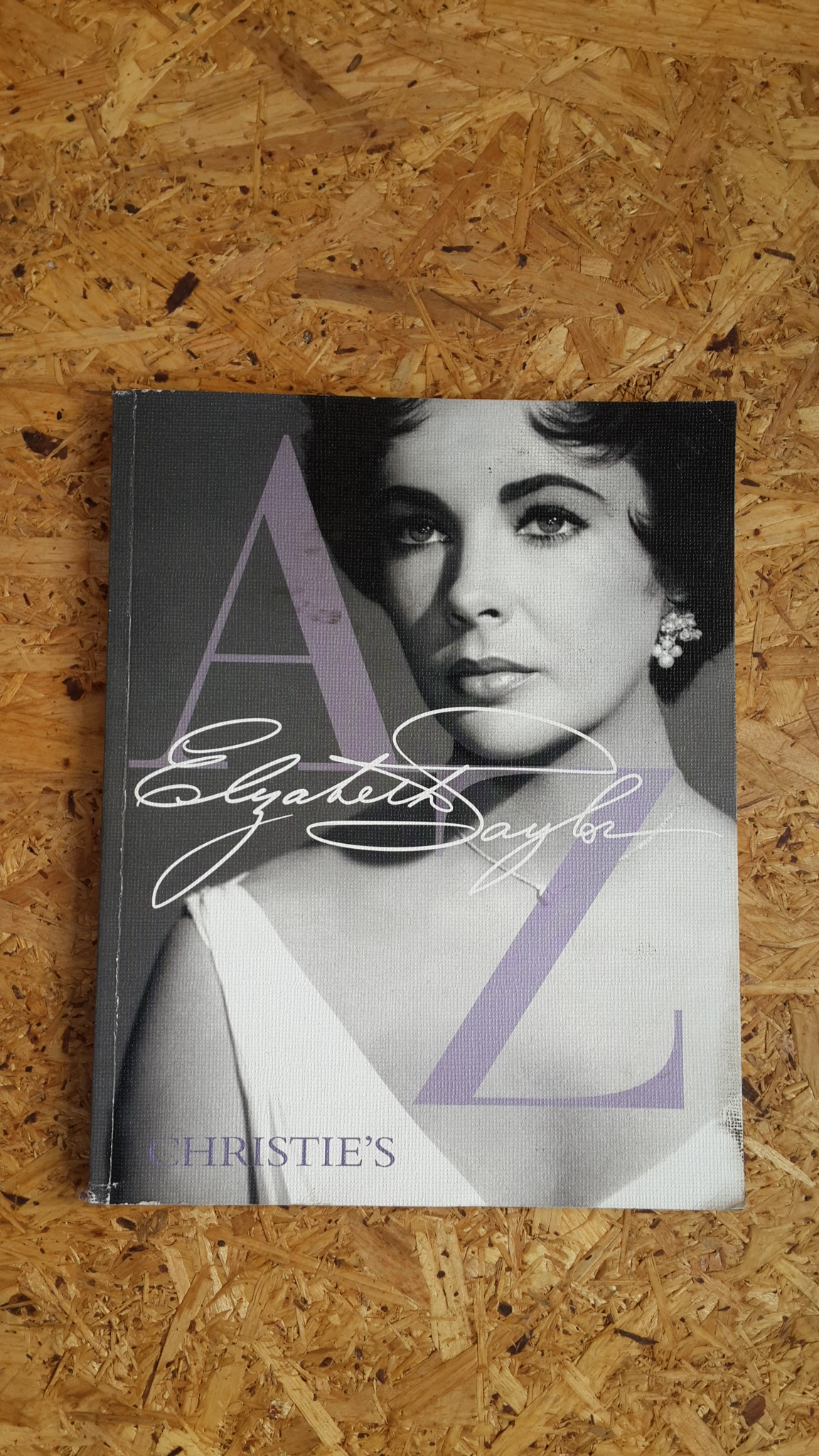The Collection of Elizabeth Taylor at Christie's
