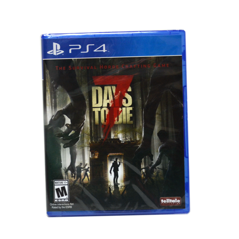 PS4™ 7 Days to Die Zone 1 US / English