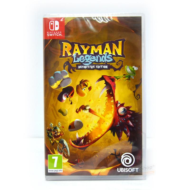 Nintendo Switch™ Rayman Legends Definitive Edition Zone EU, English ราคา 1390.-