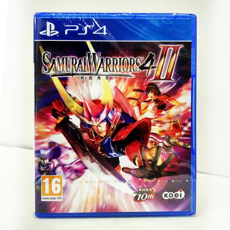 PS4 Samurai Warriors 4 II