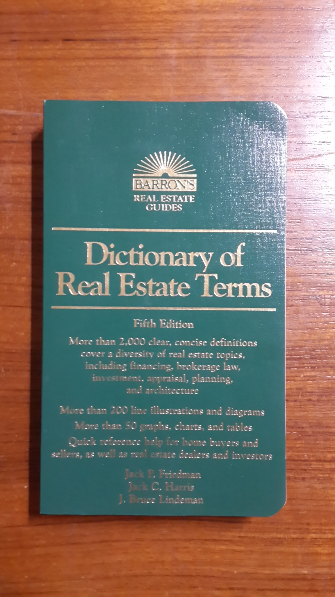 Dictionary o Real Estate Terms