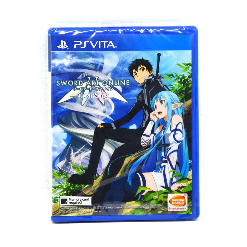 PSVita Sword Art Online: Lost Song Zone 1 us eng