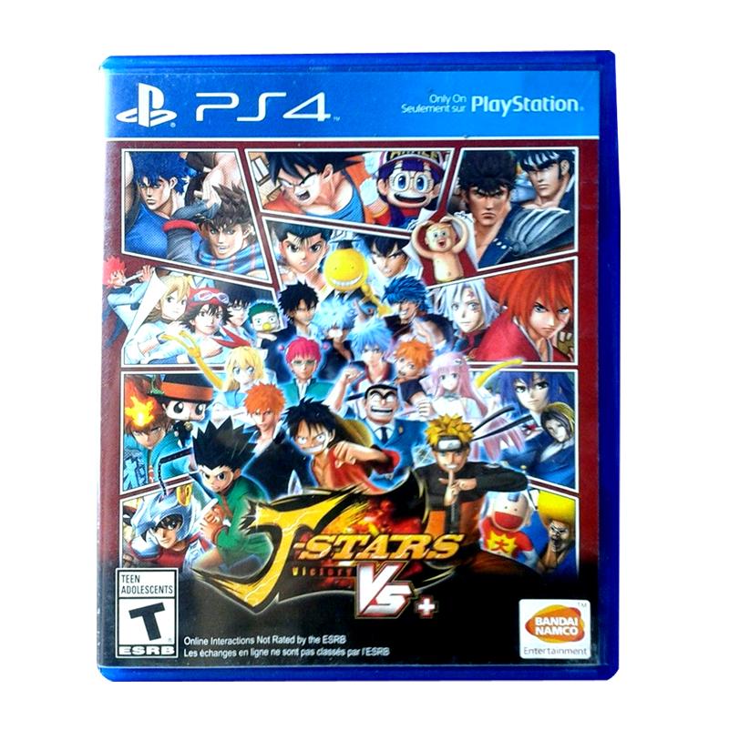 PS4 J-STARS Victory VS+Zone 1 US Eng