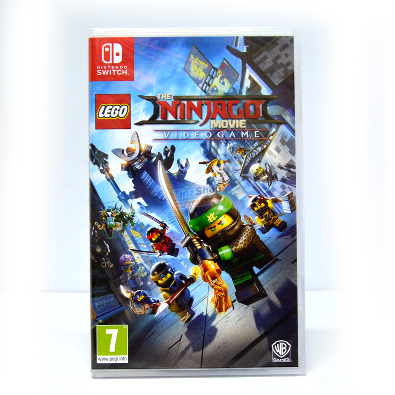 Nintendo Switch™ The LEGO NINJAGO Movie Video Game Zone EU, English ราคา 1590.-