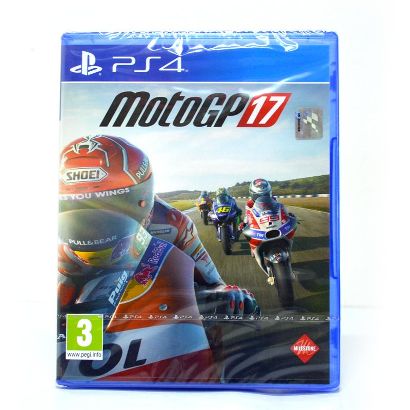 PS4™ MotoGP 17 Zone 2 Eu / English ราคา 1790.-