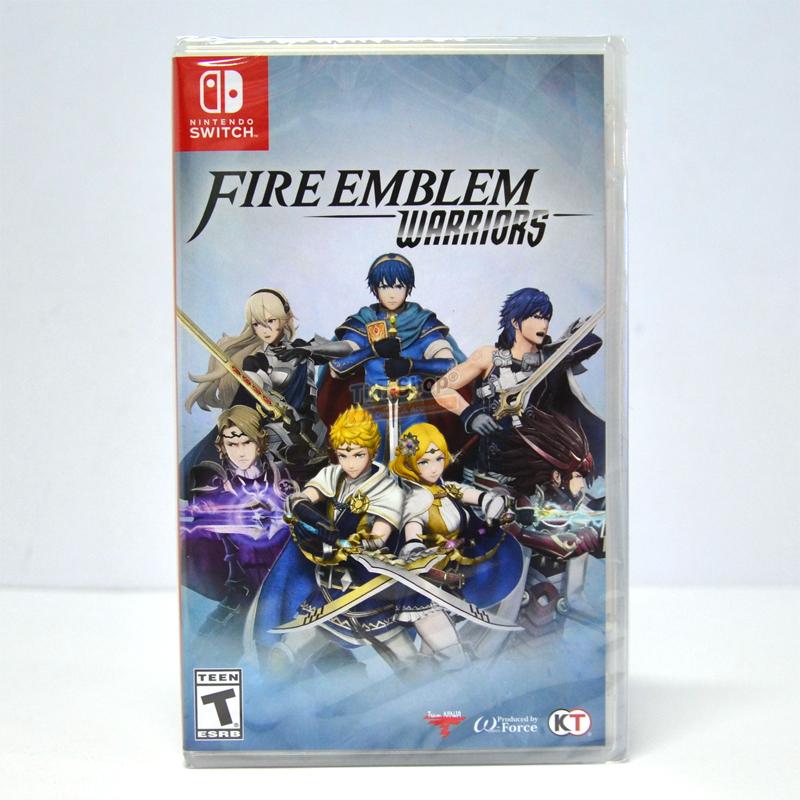 Nintendo Switch™ Fire Emblem Warriors Zone US, English