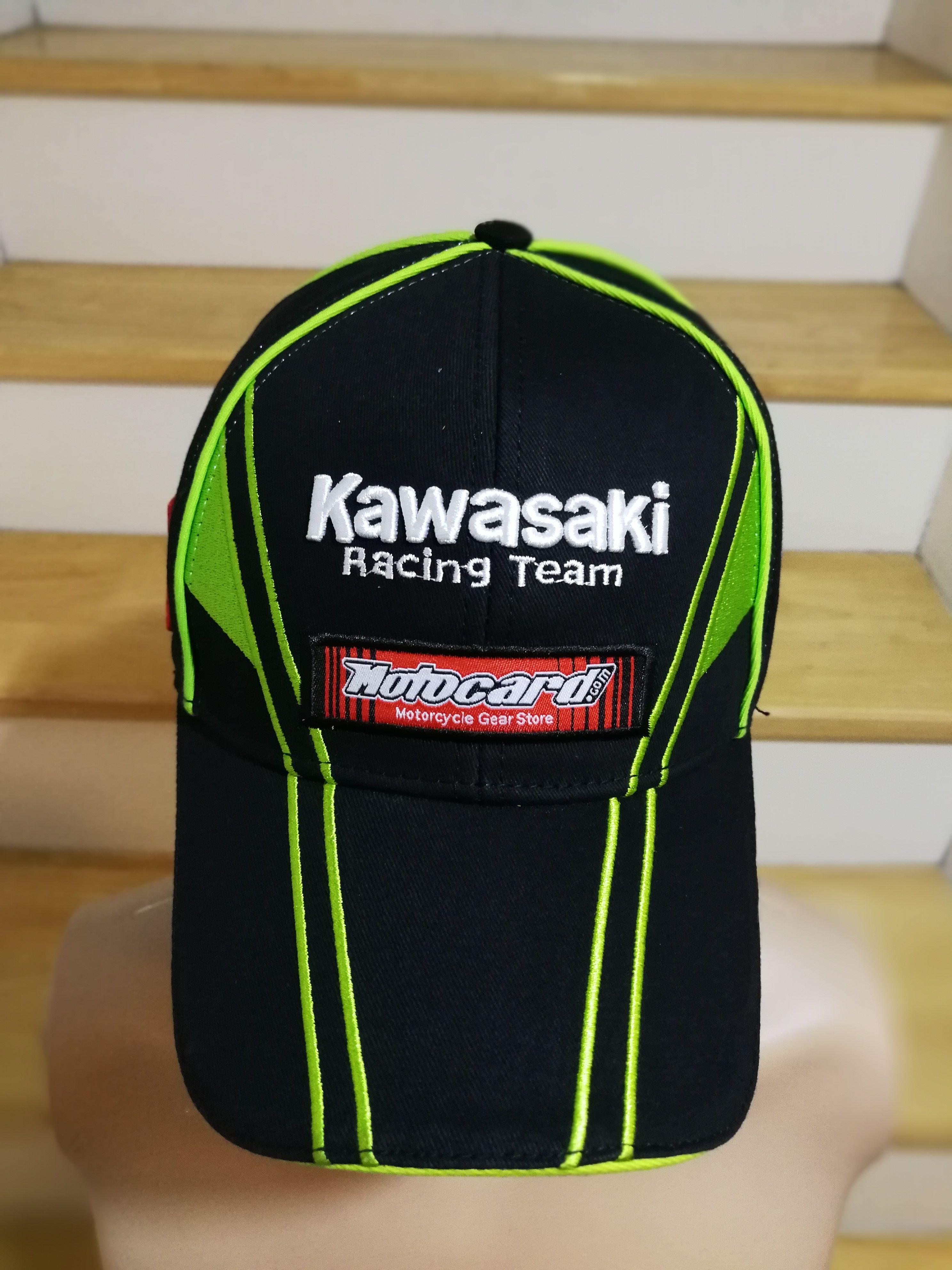 หมวก MotoGp kawasaki 1