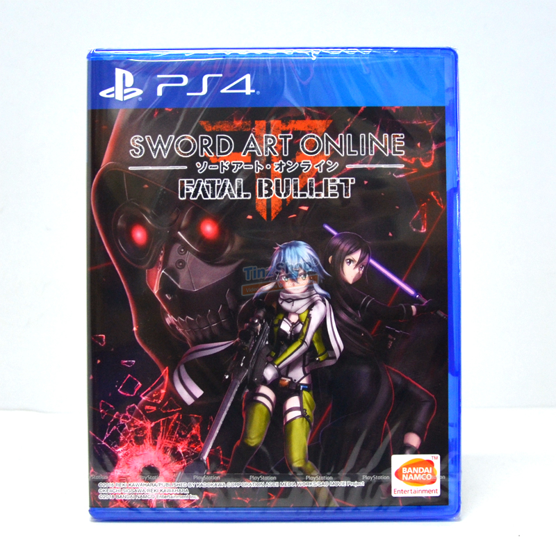 PS4™ Sword Art Online: Fatal Bullet Zone 3 Asia / English ราคา 1890.-//ส่งฟรี