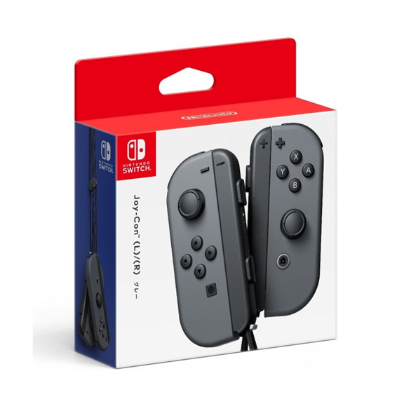 จอยคอน (สีเทา) Nintendo Switch™ Joy-Con Controllers (Gray)