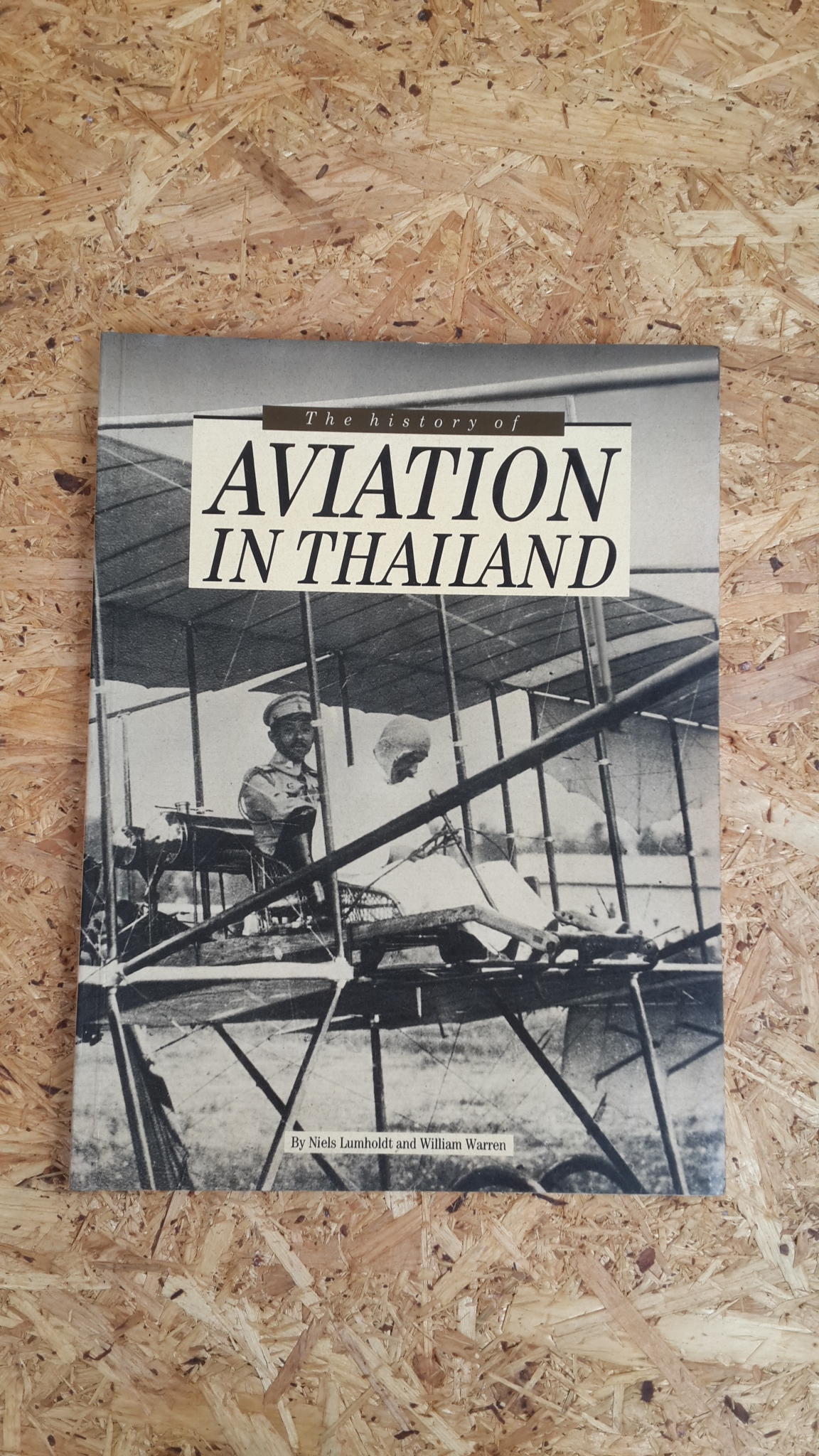The history of AVIATION IN THAILAND