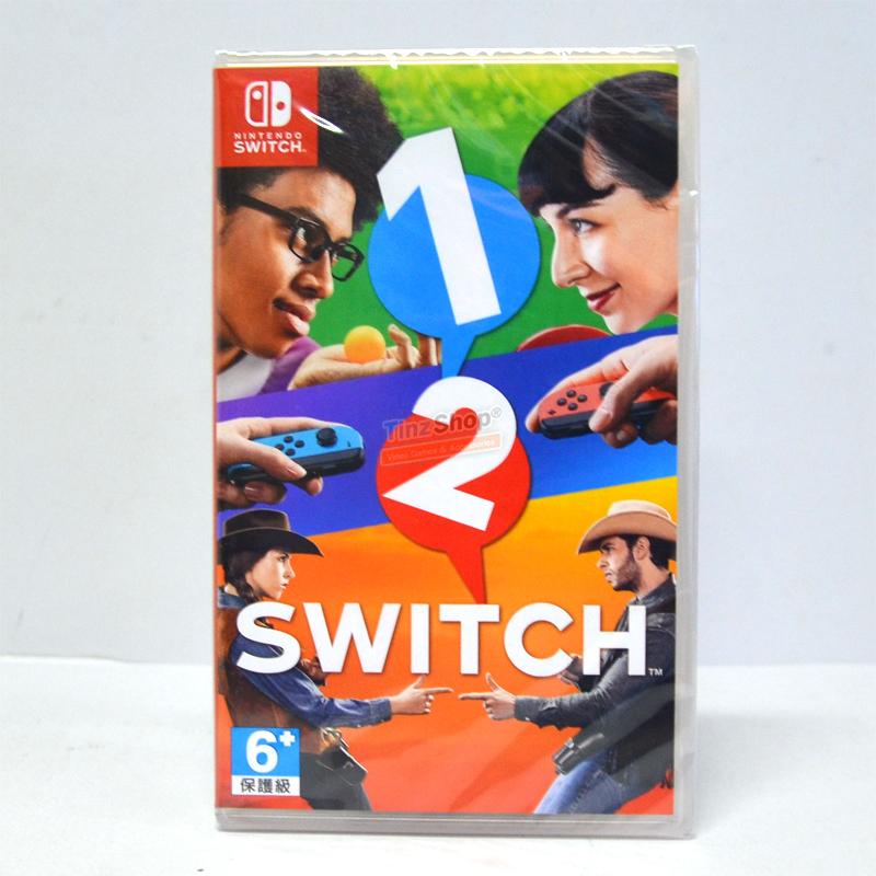 Switch™ 1-2 Switch (ปก Asia เลือกเป็นภาษาอังกฤษได้ ) Lot 10-04-2018