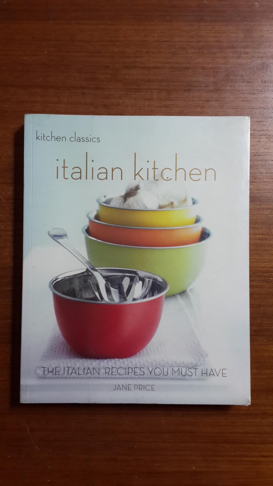 italian kitchen / JANE PRICE