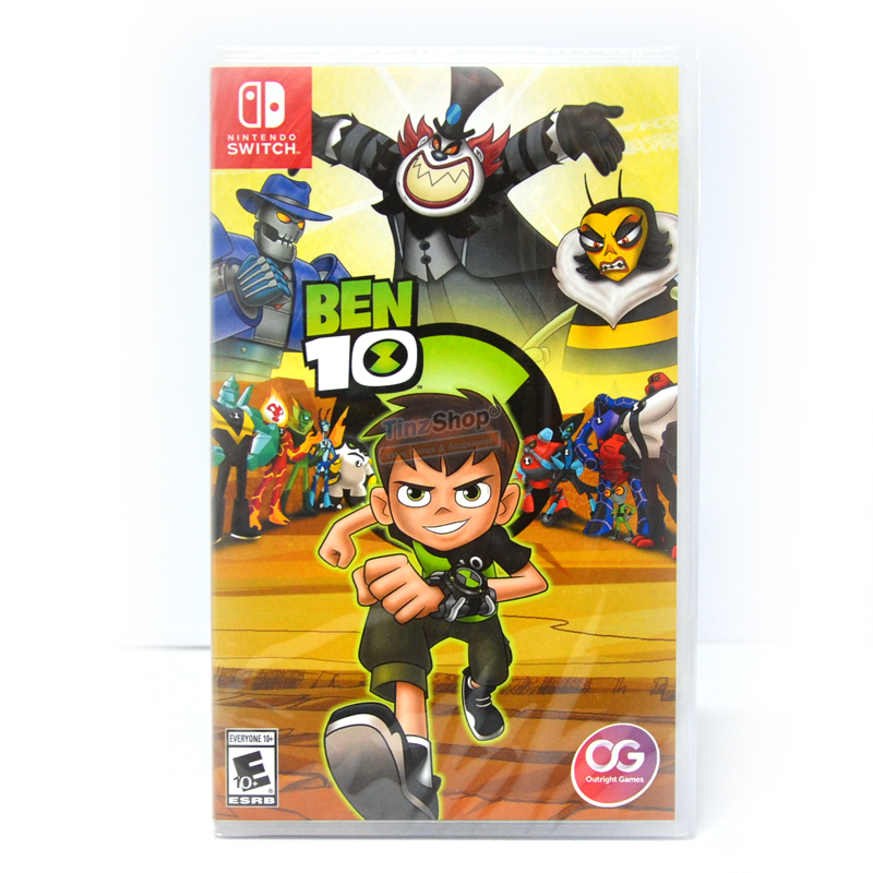 Nintendo Switch™ Ben 10 Zone US/ English ราคา 1190.-