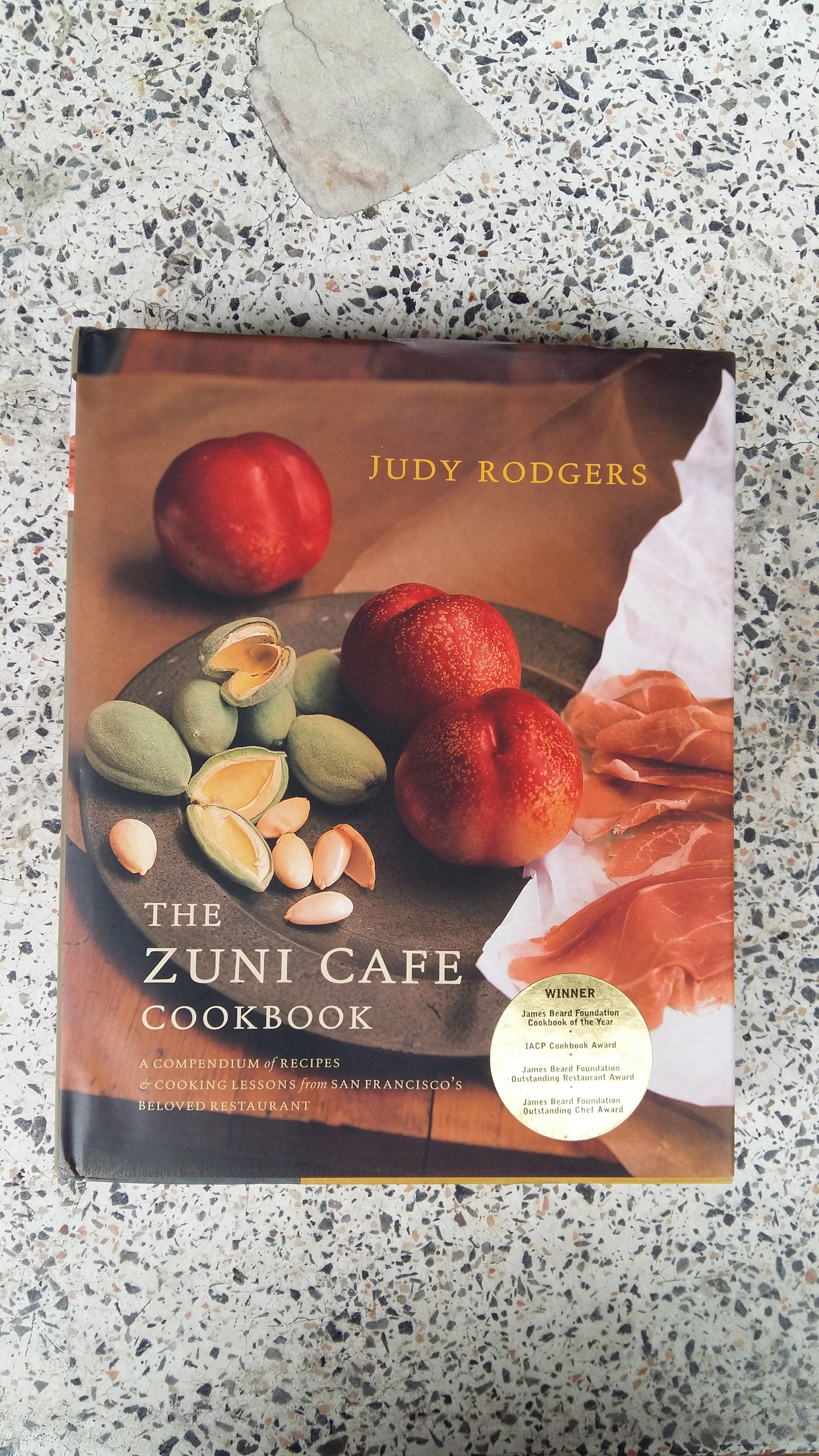 THE ZUNI CAFE COOKBOOK / JUDY RODGERS
