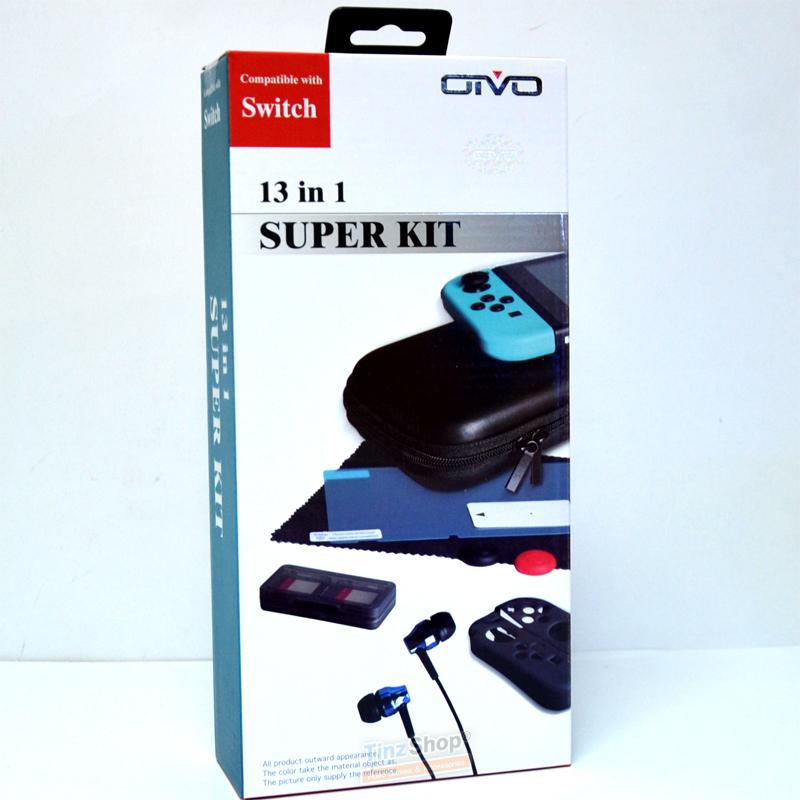 OTVO Nintendo Switch 13 in 1 Super Kit ราคา 690.-
