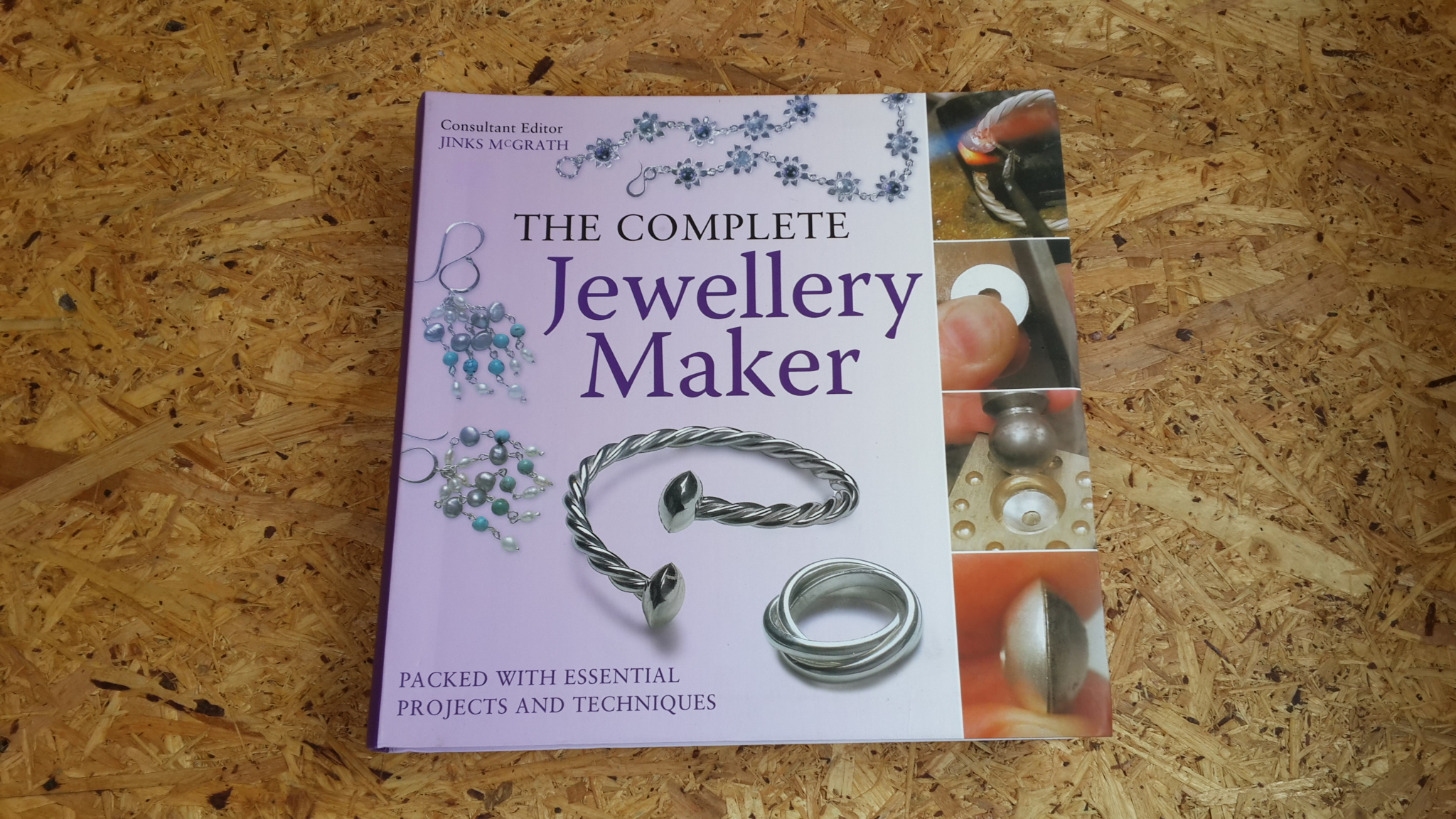 THE COMPLETE Jewellery Maker : JINKS McGRATH