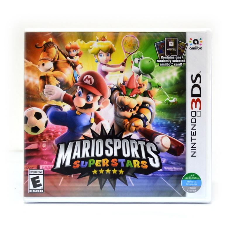 3DS™ Mario Sports Superstars Zone US / English