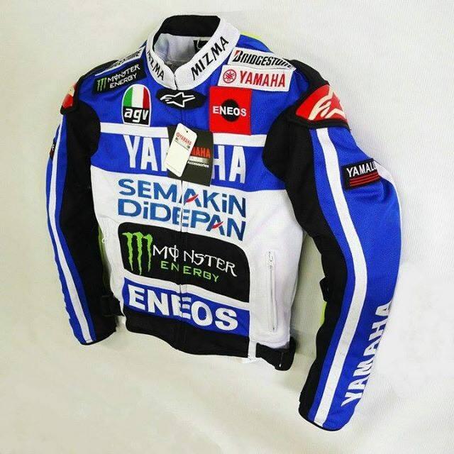เสื้อการ์ดขี่มอเตอร์ไซค์ Yamaha ยามาฮ่า