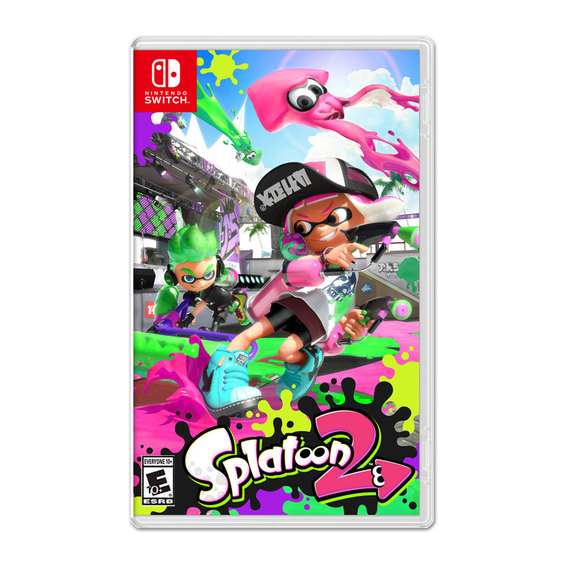 Nintendo Switch™ Splatoon 2 / US / English (ขายดี)