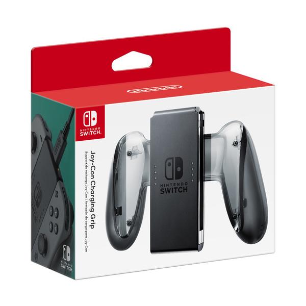 แท่นชาร์จ&กริพ ของแท้ จากนินเทนโด Nintendo Joy-Con Charging Grip HAC-A-ESSKA(JPN)