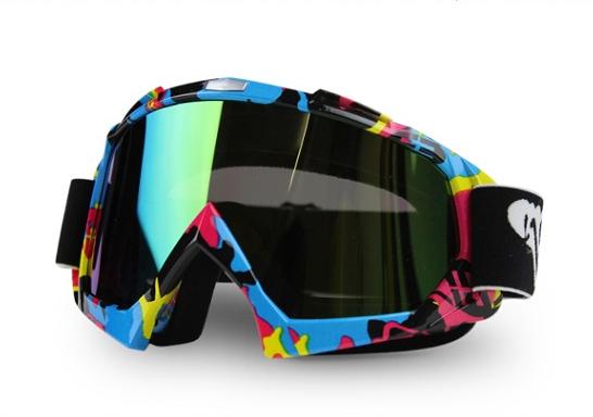 แว่นตาขี่มอเตอร์ไซค์ VEGA-2