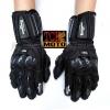 ถุงมือขี่มอเตอร์ไซค์ ข้อยาว furygan afs 18 ดำ