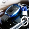 กรอบ-เคสยาง ใส่กุญแจรีโมทรถยนต์ Mercedes Benz