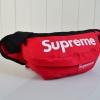 กระเป๋าคาดเอวขี่มอเตอร์ไซค์ Supreme สีแดง