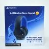 หูฟังไร้สาย PS4™ Gold Wireless Stereo Headset สีดำ (Zone US) ** ส่งฟรี **