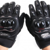 ถุงมือ Pro-Biker สีดำ