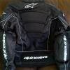 เสื้อการ์ดขี่มอเตอร์ไซค์ Alpinestar สีดำ AL-070