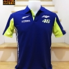 เสื้อขี่มอเตอร์ไซค์โปโล MotoGP Yamaha Polo #1