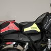 กระเป๋าติดถัง Rock biker สีเขียวตอง