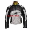 เสื้อการ์ด Alpinestars AL-013 แจ็คเก็ตขี่มอเตอร์ไซค์ ดำขาว 2015