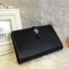 กระเป่าสตางค์ Hermes Dogon Wallet Togo Leather เกรด Top พรีเมี่ยม สีดำ