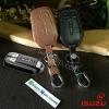 ซองหนังแท้ ใส่กุญแจรีโมทรถยนต์ NEW!! ISUZU D-Max X-Series,MU-X Smart Key