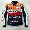 เสื้อการ์ดขี่มอเตอร์ไซค์ Honda Repsol