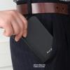 กระเป๋าหนังแท้ใส่พวงกุญแจ Cater gootaer สี ดำ-น้ำตาล-ชมพู-ดำเงา