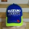 หมวก MotoGp Suzuki น้ำเงิน