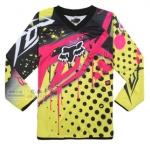 เสื้อขี่มอเตอร์ไซค์ Fox MC-012 ไซน์ M ไซน์ L