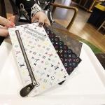กระเป๋าสตางค์แบบซิบหน้าล๊อก/กระเป๋าคลัทช์ Louis Vuitton - Gucci