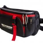 กระเป๋าคาดเอว Rock biker สีแดง