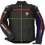 วิธีวัดขนาดเสื้อแจ็คเก็ตขี่มอเตอร์ไซค์ ร้าน TCKMoTo.COM