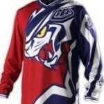 เสื้อขี่มอเตอร์ไซค์ Fox MC-013