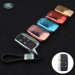 กรอบ-เคสยาง ใส่กุญแจรีโมทรถยนต์ Land Rover Smart Key