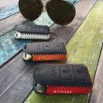 ซองหนังแท้ ใส่กุญแจรีโมทรถยนต์ รุ่นด้ายสีทรูโทน HONDA HR-V,CR-V,BR-V,JAZZ Smart Key 2 ปุ่ม