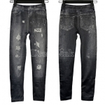 กางเกงผู้หญิง jeggings Leggings Tights สีดำ ฟรัไซส์
