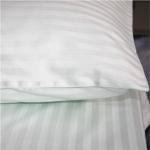 Cotton 250 เส้น ลายริ้ว - ปลอกหมอน